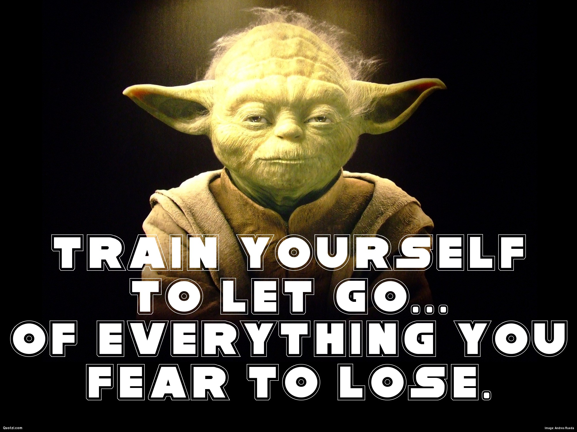 Yoda Quotes: Quitting Is Easier With Yoda…