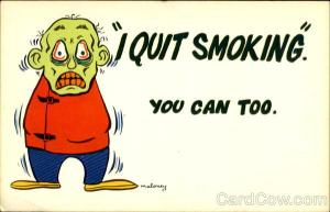 I Quit Smoking You Can Too