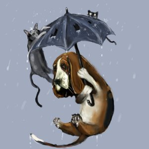 it__s_raining_cats_and_dogs_by_bashizaki-d3a3hz2