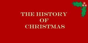 santa and christmas history