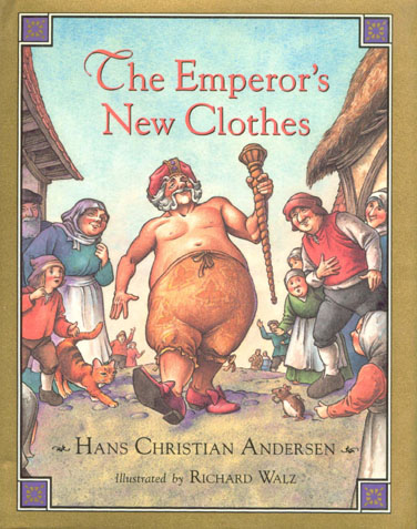 The Emperor S New Clothes Characters