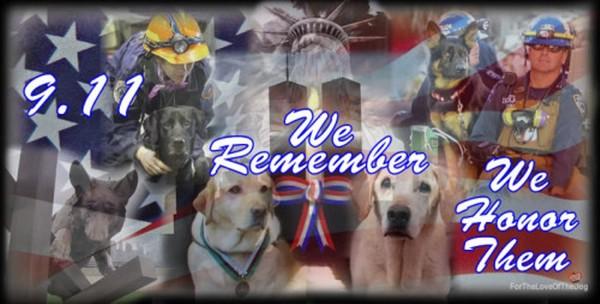 Nine eleven remembrance