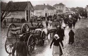 Eastern-Front-refugees