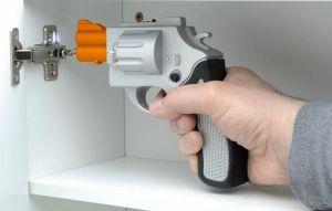 christmas screwdriver gun