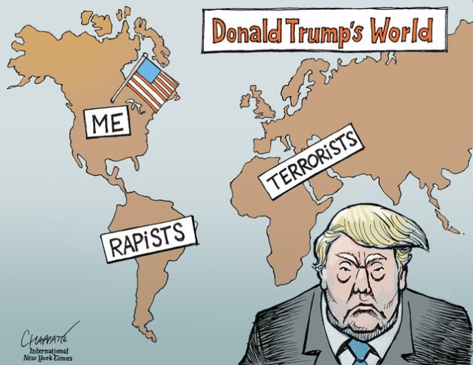 trump cartoons 3