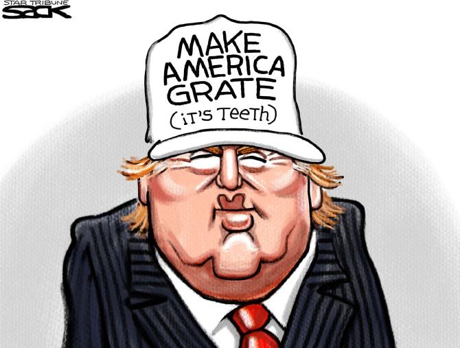 trump cartoons 6
