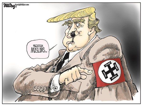 Image result for president trump cartoons