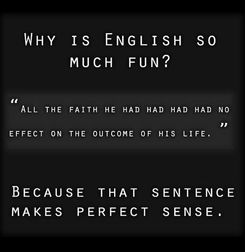 Does my sentence make sense