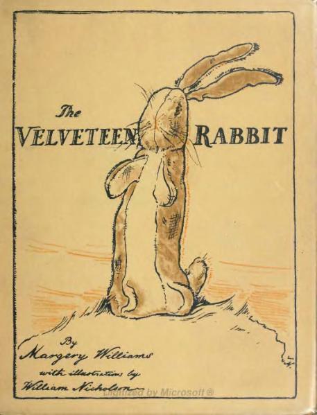 the velveteen rabit 2