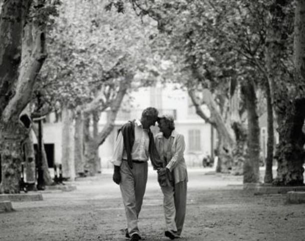 The simple, everyday Magic of an older couple | The happy ...