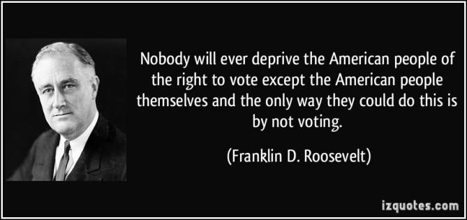 not voting 13