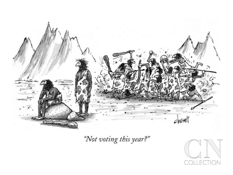 not voting 9