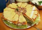 Salad cake 13