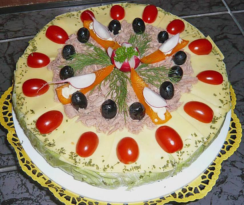 Salad cake 5