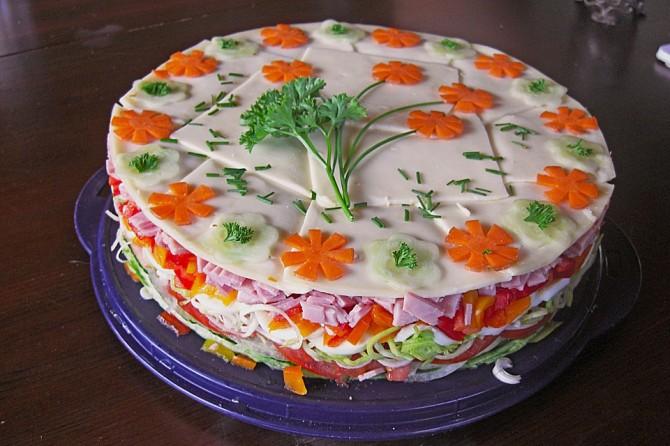 salad cake 9