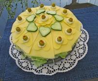 salad cake7