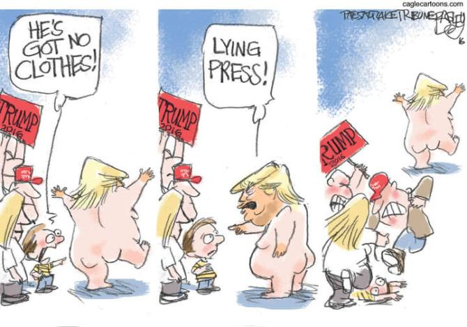 press-and-trump