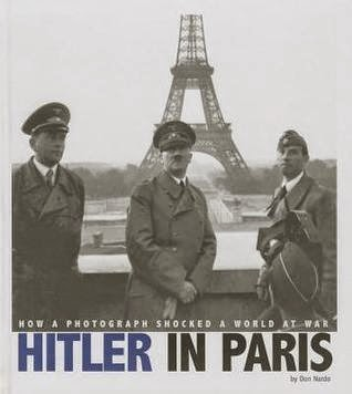 Image result for hitler and the eiffel tower