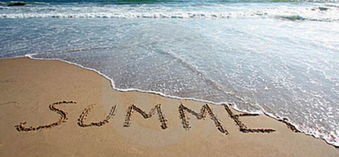 Image result for summer almost over