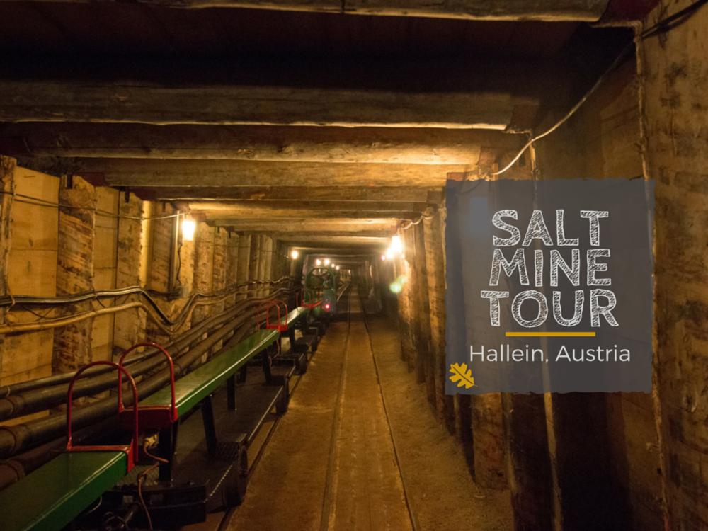 Image result for salt mine salzburg austria