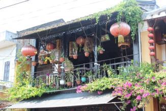 Chinese Balcony